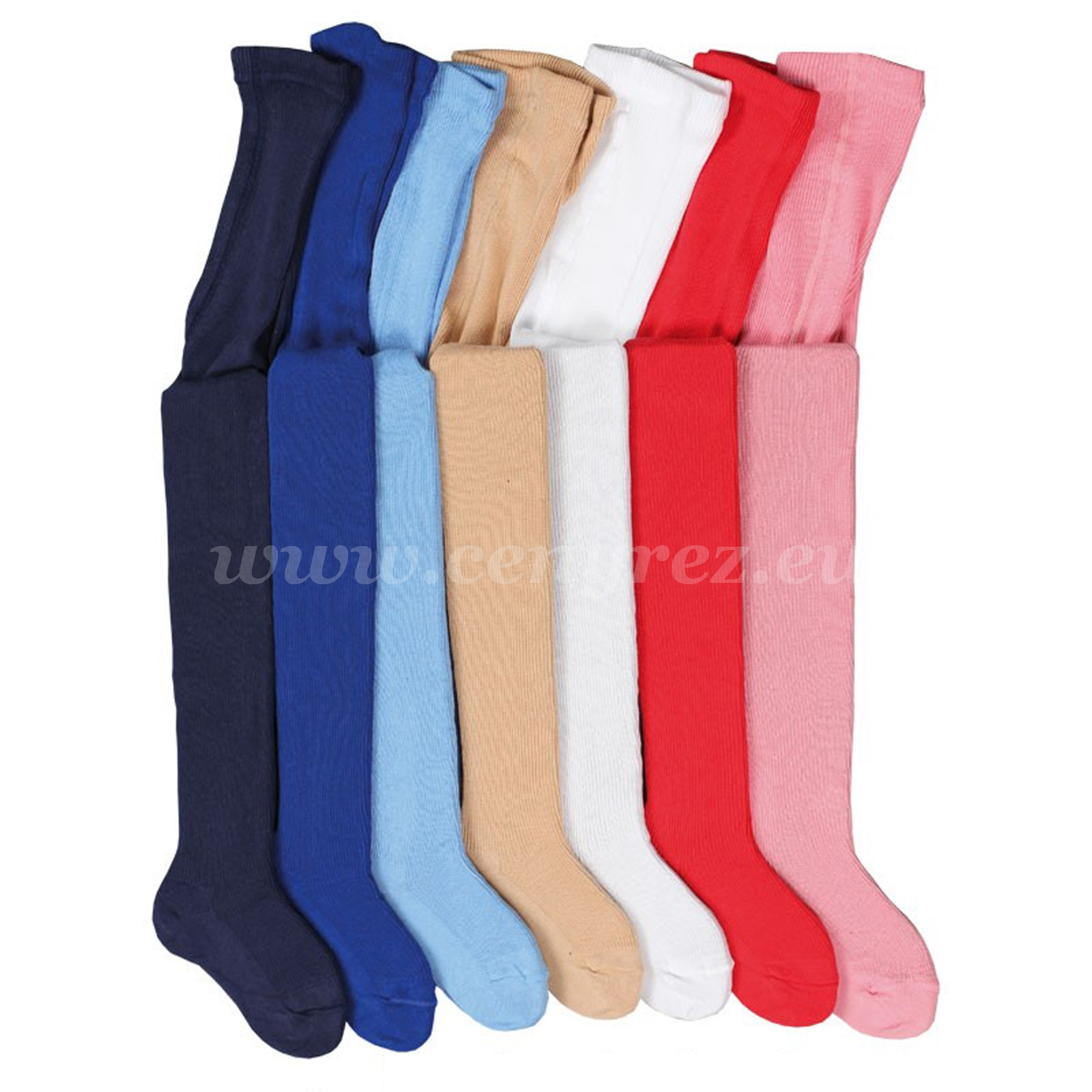 100% Cotton Baby Tights