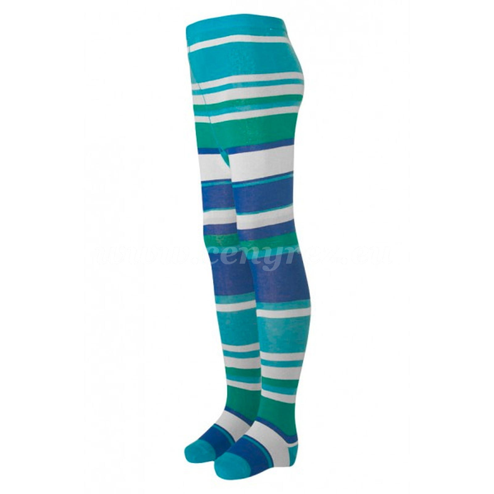 Tights ANDI - turquoise