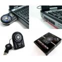 USB chladič pro notebook