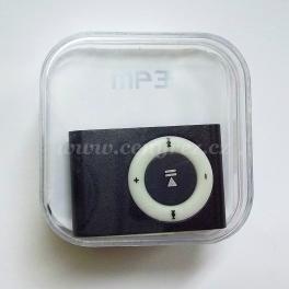 Mini MP3 prehrávač s klipom