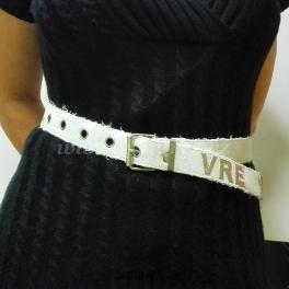 Moderní bavlněný pásek