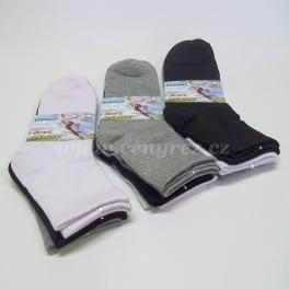 Kvalitní bavlněné ponožky