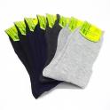 8 Paar Bambus Socken PESAIL
