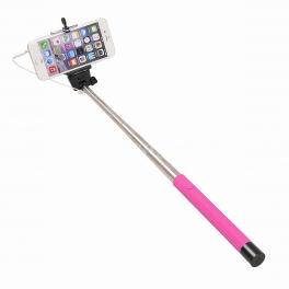 Selfie tyč se zabudovanou spouští