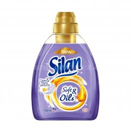 Silan Soft & Oils Violet
