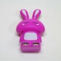USB Hub - hub bunny