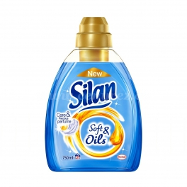Silan Soft & Oils Blue