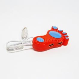 USB Hub - rozbočovač tlapka